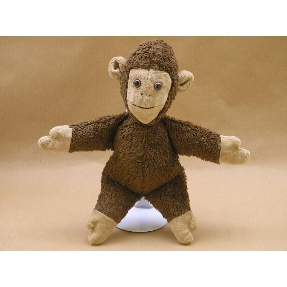 Kallisto økologisk bamse brun abe-01