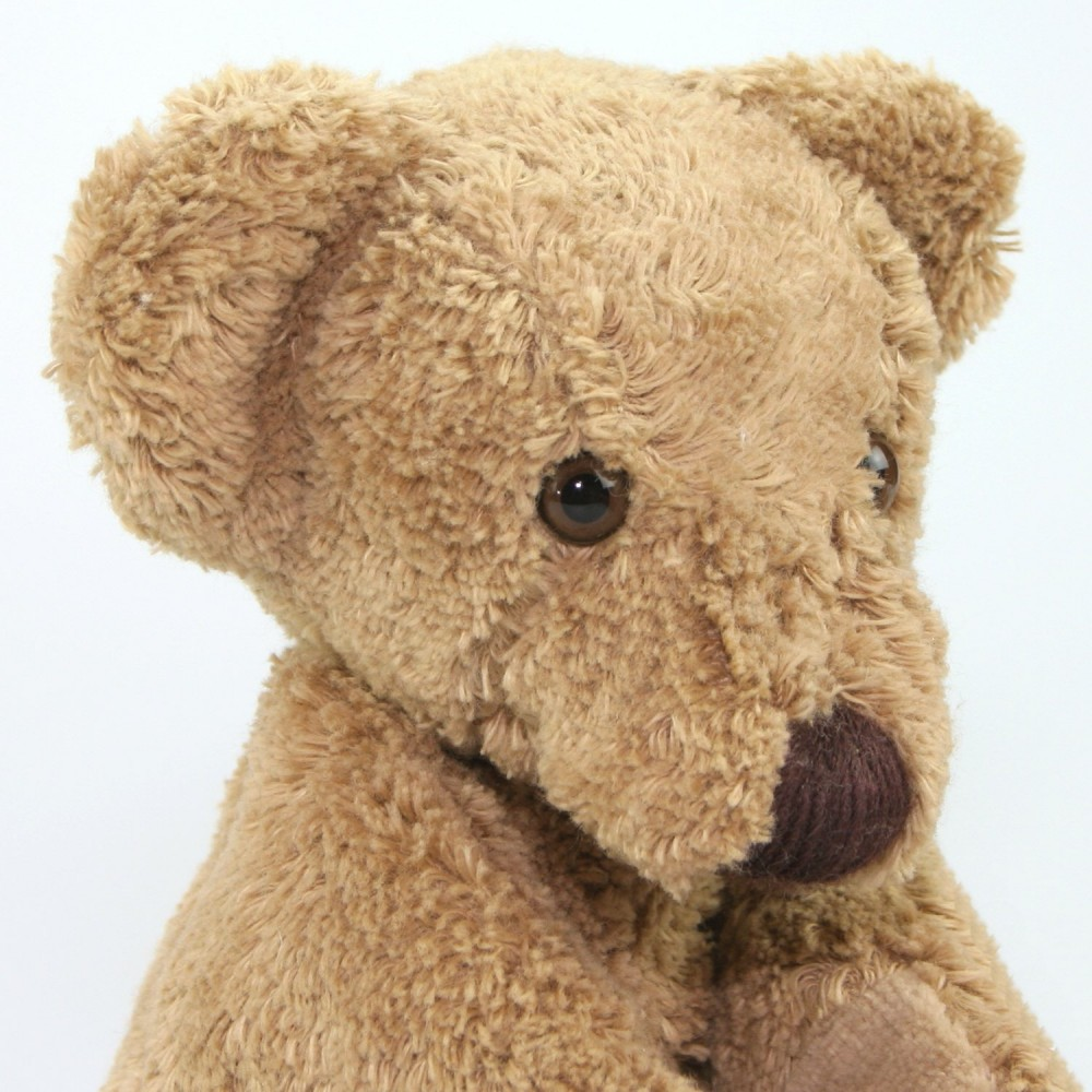 Kallisto økologisk bamse klassisk lysebrun bjørn-01