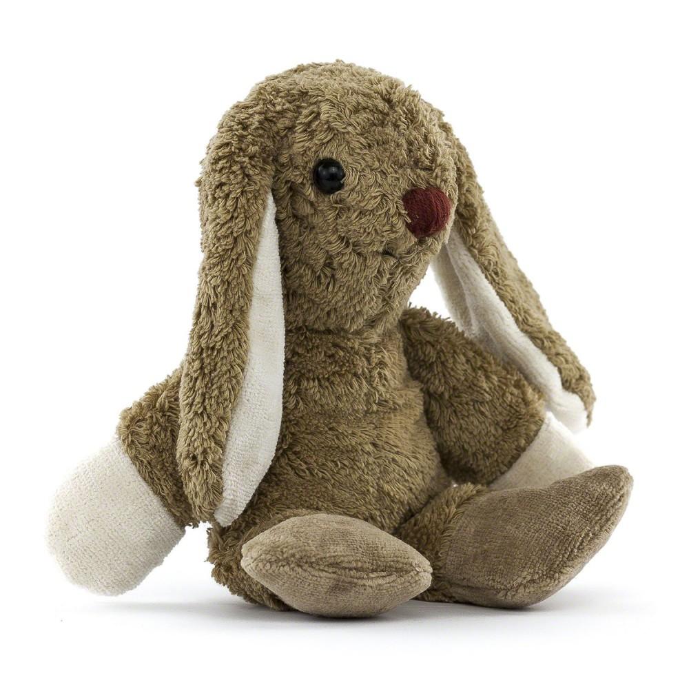 Kallisto økologisk bamse brun kanin-31