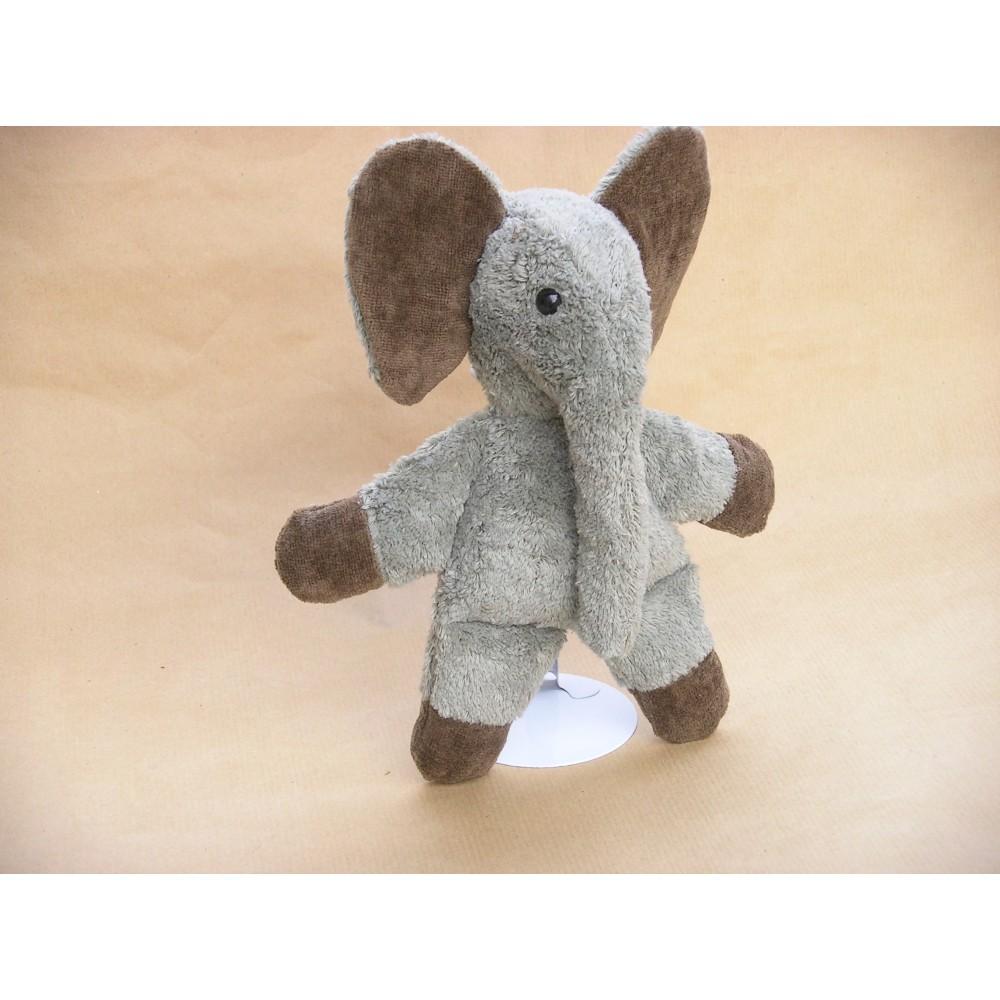 Kallisto økologisk bamse grå elefant-01