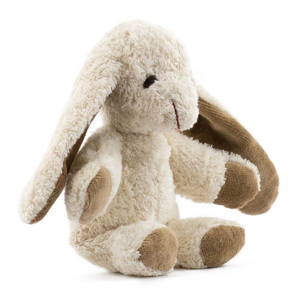 Kallisto økologisk bamse hvid kanin-03