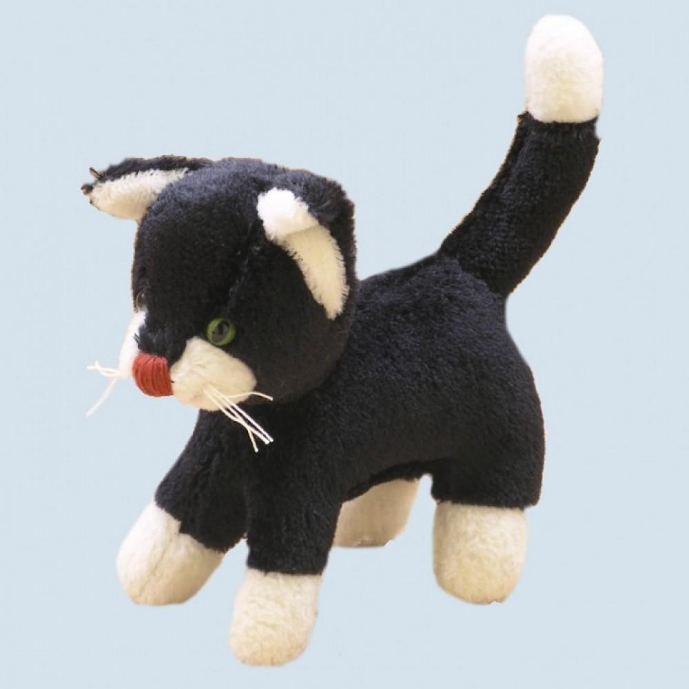 Kallisto økologisk bamse sort kat-01