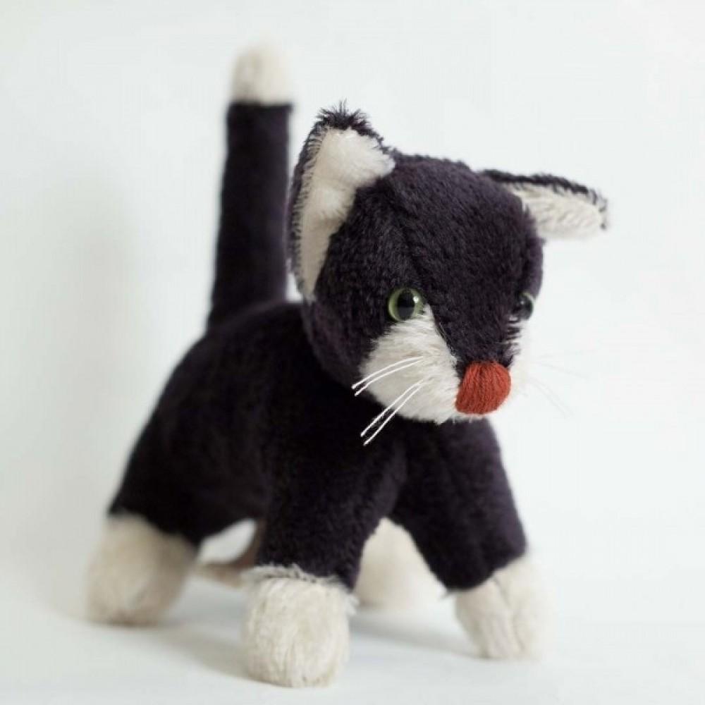 Kallisto økologisk bamse sort kat-31