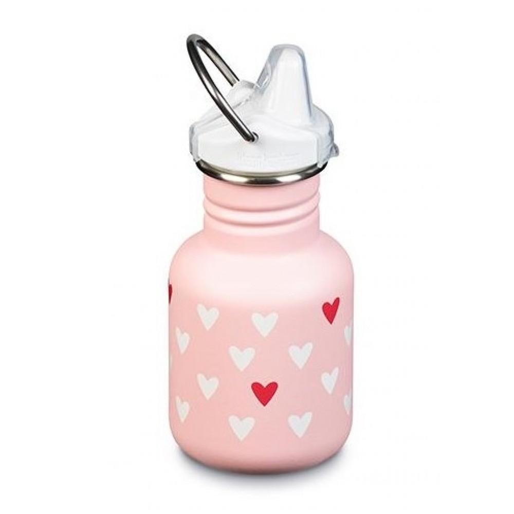 Klean Kanteen 355 ml. millenial hearts sippy cap-31