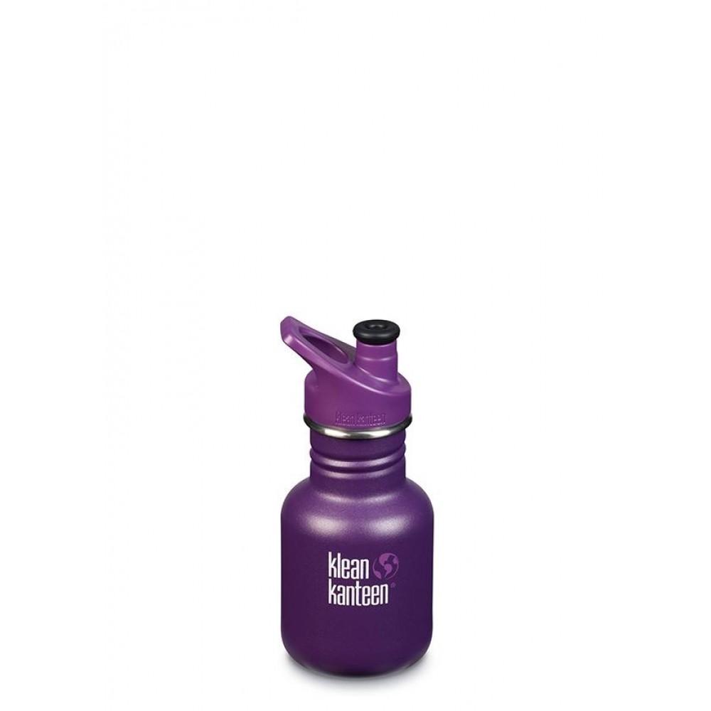 Klean Kanteen 355 ml. drikkedunk Grape Jelly sportscap-01