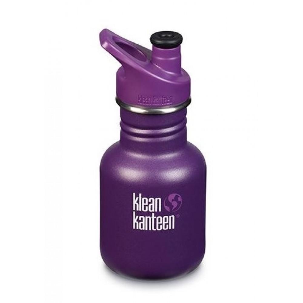 Klean Kanteen 355 ml. drikkedunk Grape Jelly sportscap-31