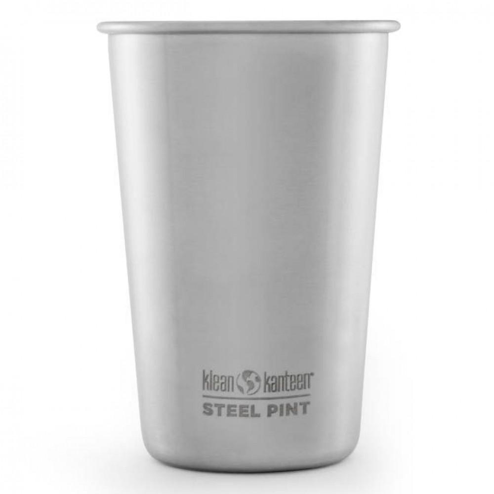 Klean Kanteen kop i stål 473 ml.-31
