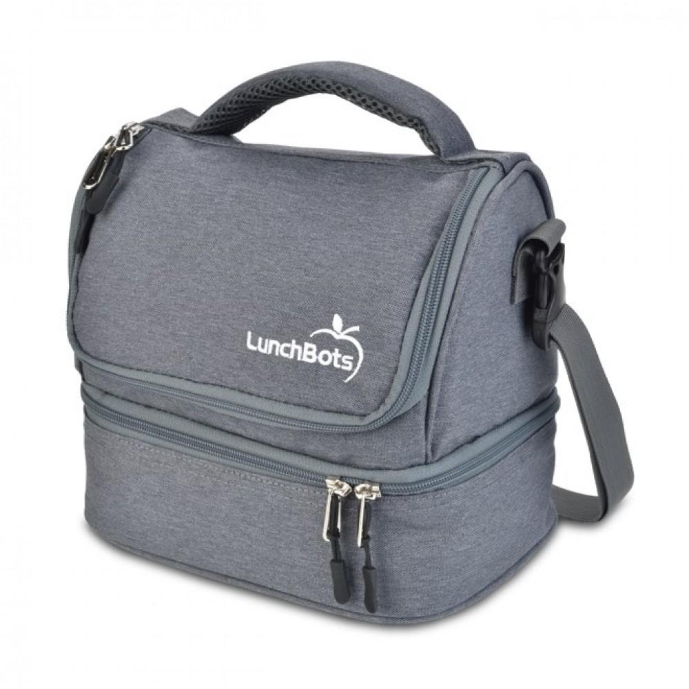 LunchBots køletaske grå-31