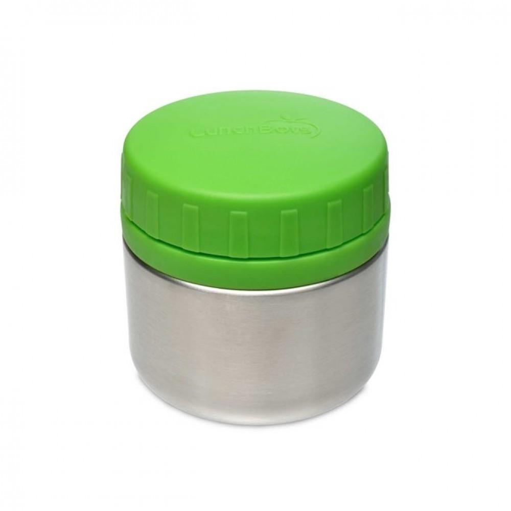 Lunch Bots madboks i stål 235 ml. grøn-31