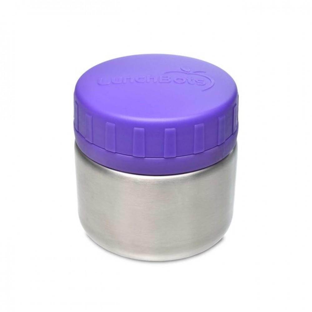 Lunch Bots madboks i stål 235 ml. lilla-31