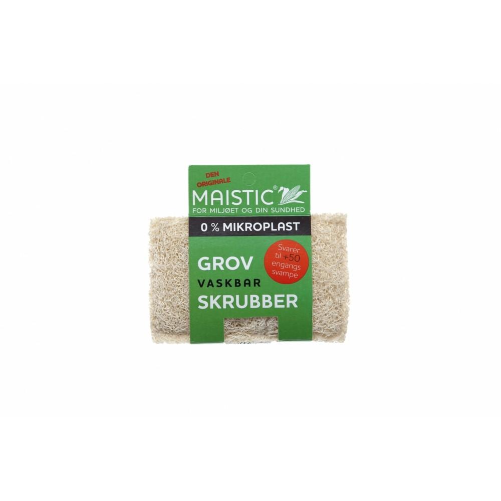 Maistic Bio Group skuresvamp grovskrubber plastikfri-31