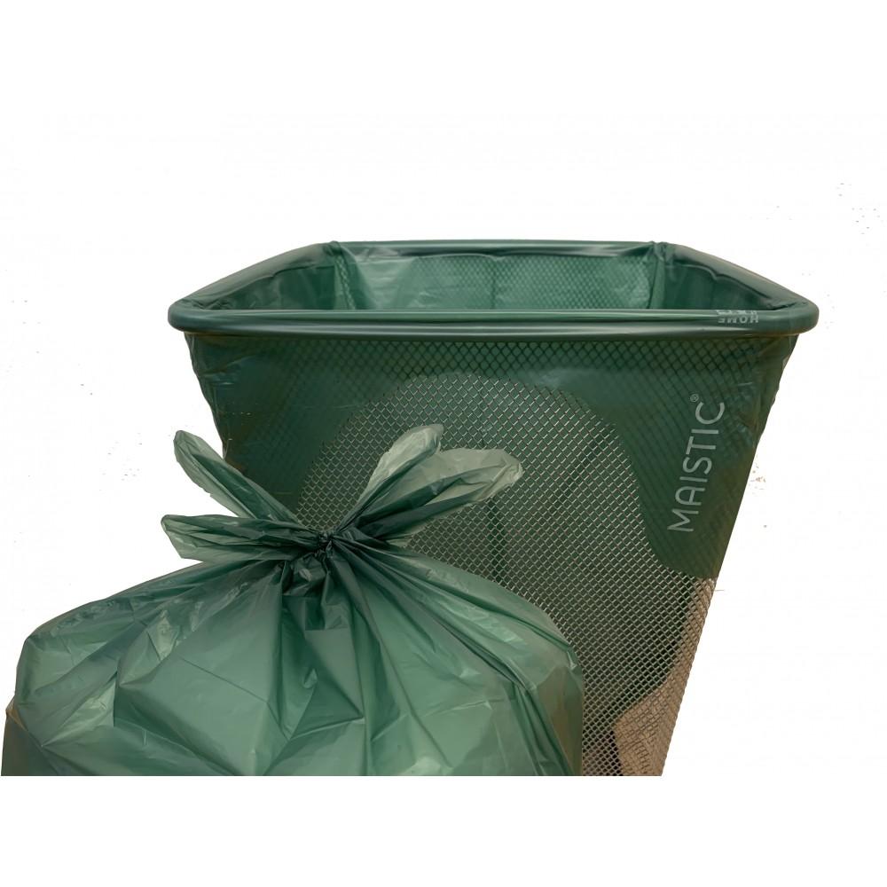 Maistic Bio Group plastfri skraldepose WaveCut 30 liter 10 stk.-31