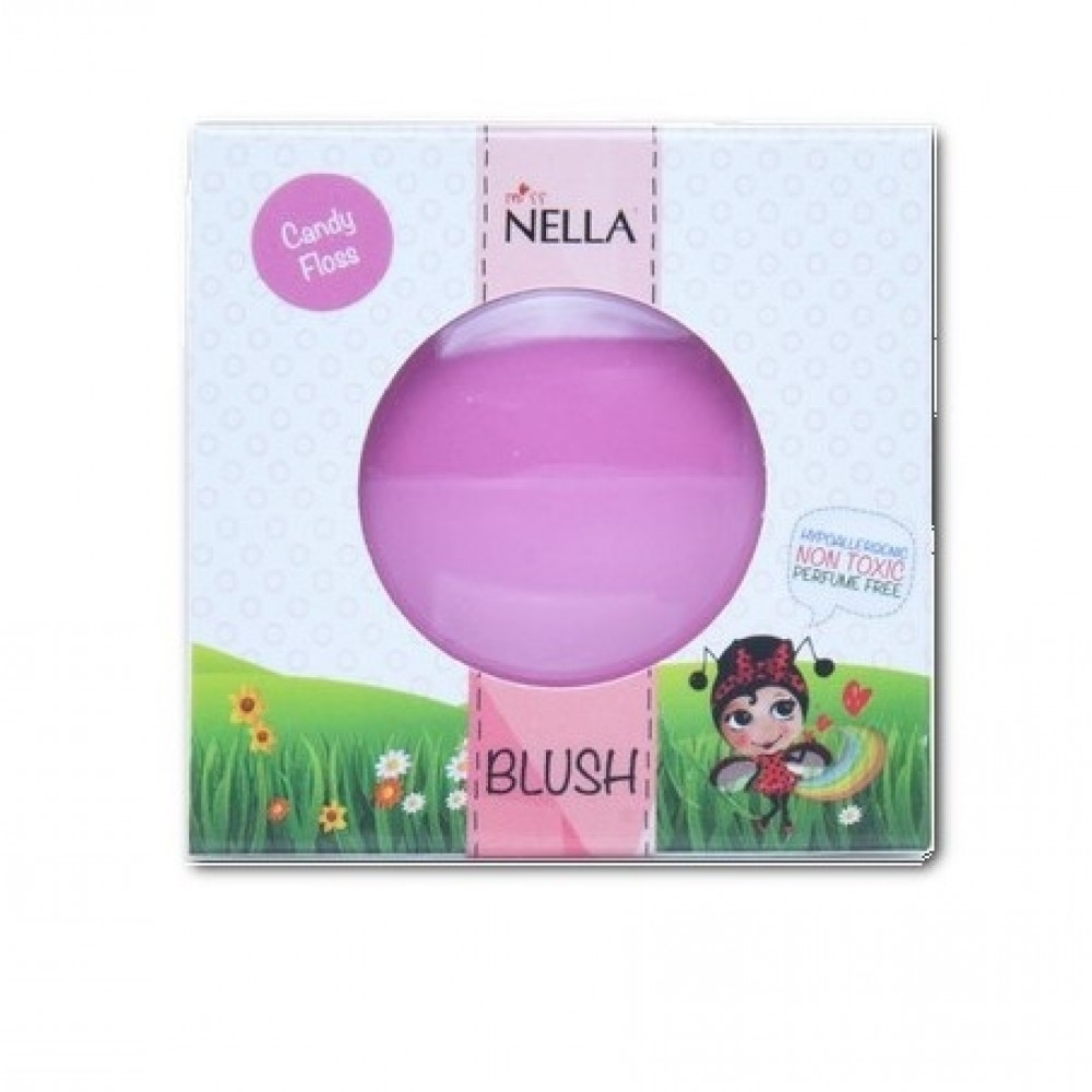 Miss Nella giftfrit make-up blush candy floss-31