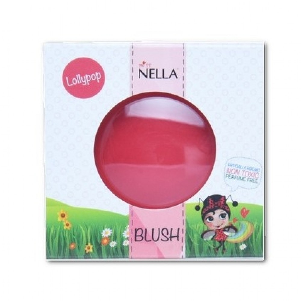 Miss Nella giftfrit make-up blush lollypop-31