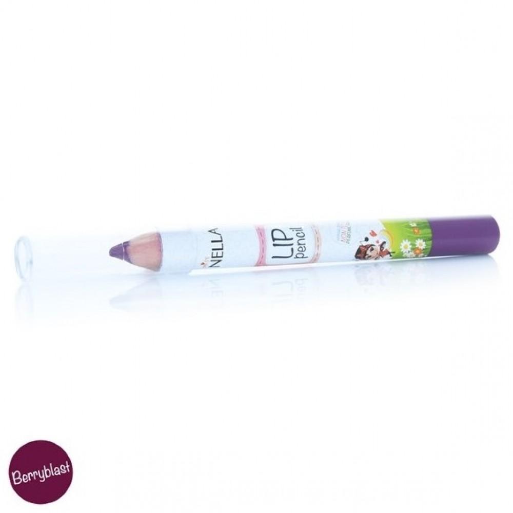 Miss Nella læbeblyant lilla berryblast-31