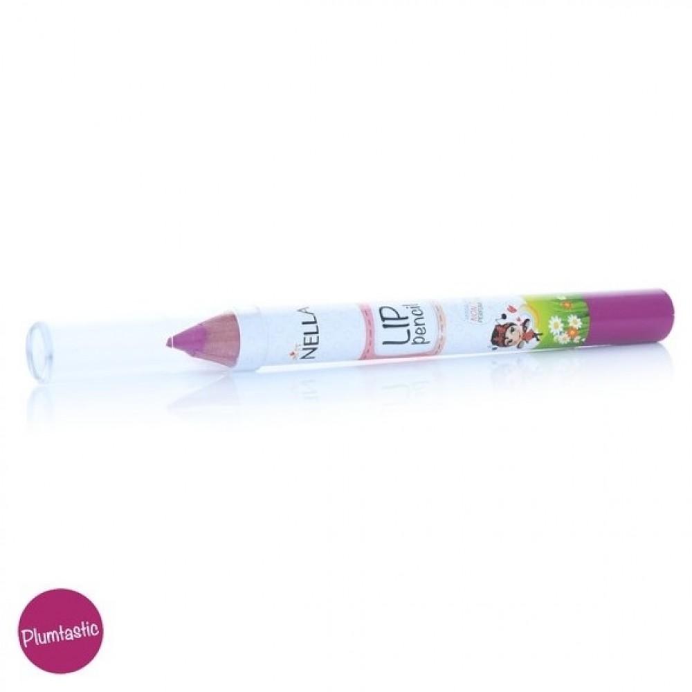 Miss Nella læbeblyant pink plumtastic-31