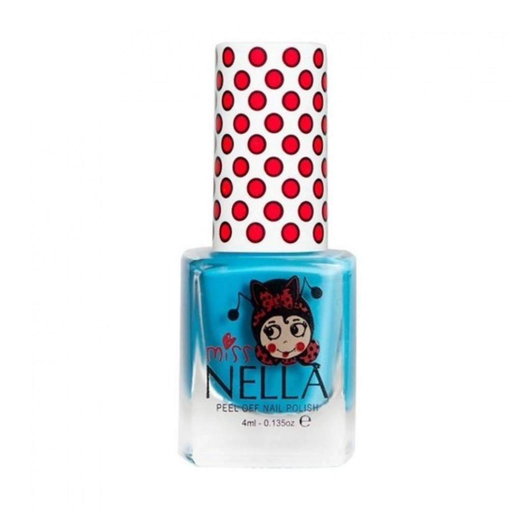 Miss Nella-neglelak mermaid blue-31