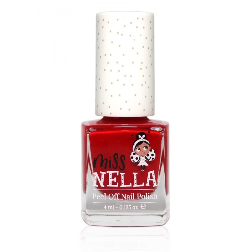 Miss Nella-neglelak strawberry n cream-31