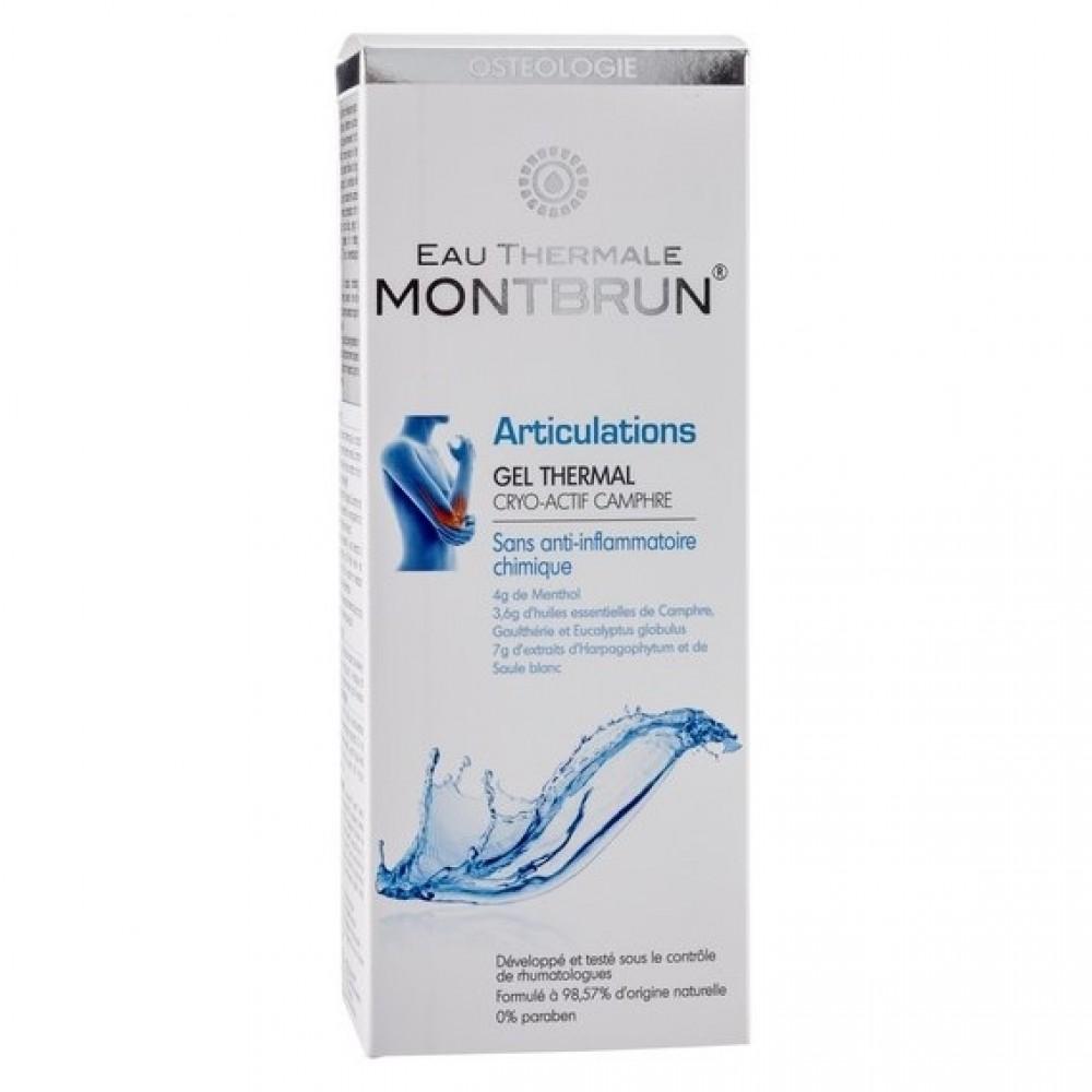 Montbrun økologisk anti-inflammatorisk creme med kamfer-31