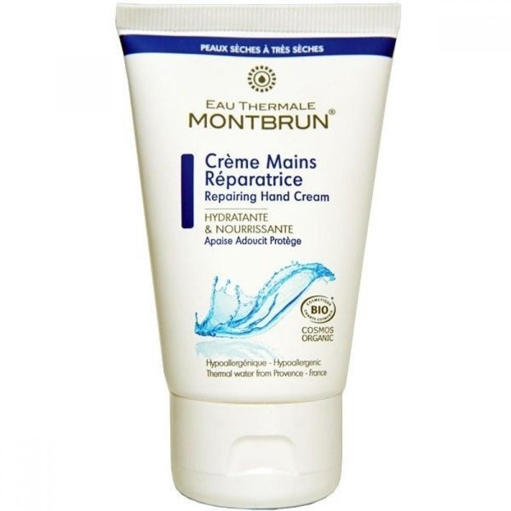Montbrun økologisk håndcreme tør and meget tør hud-31