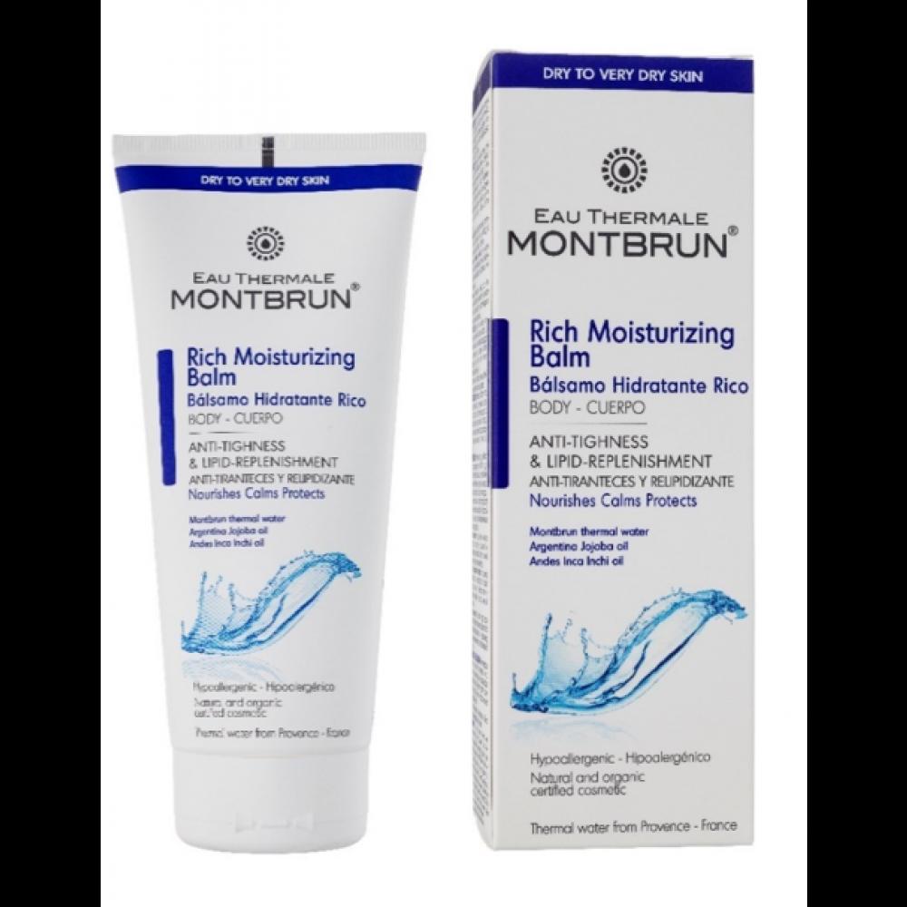 Montbrun økologisk bodylotion tør and meget tør hud-31