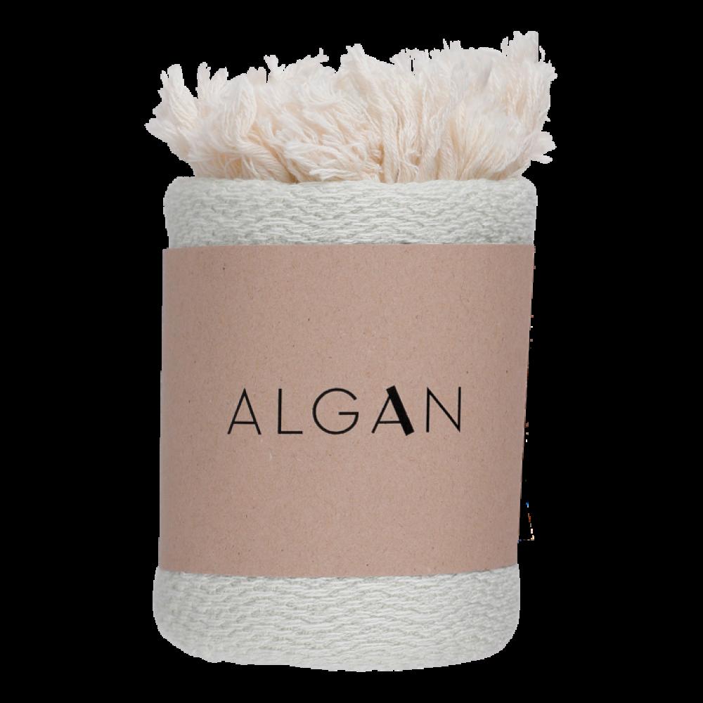 Algan Nane gæstehåndklæde 65x100 cm. mint-31