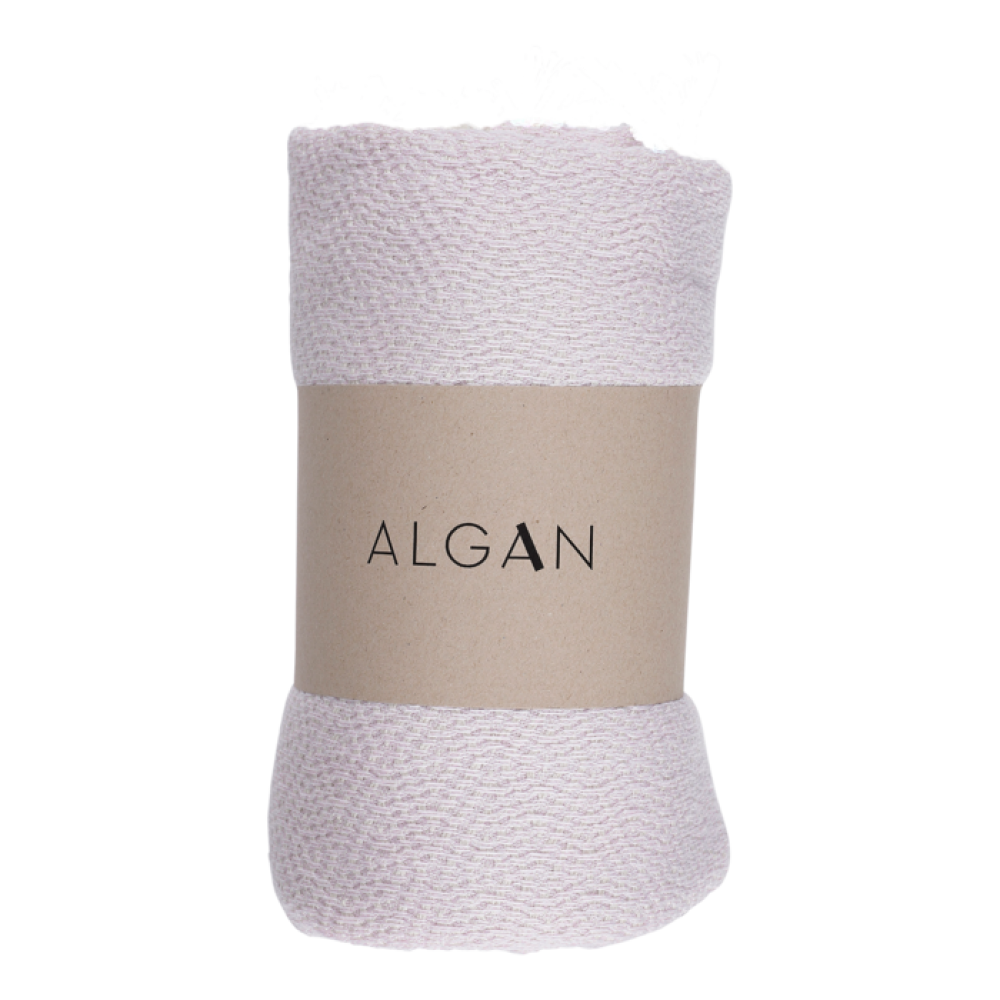 Algan Nane badelagen 100x180 cm. lavendel-31