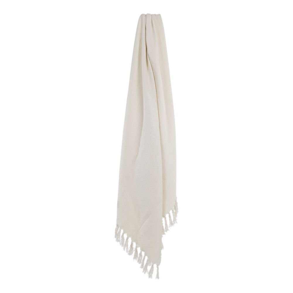 Algan Nane badelagen 100x180 cm. råhvid-01