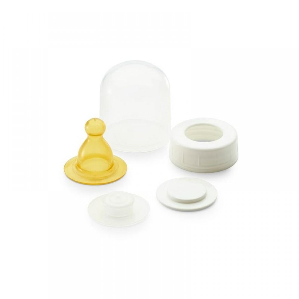 Natursutten® glas sutteflaske 110 ml. 2-pak-01