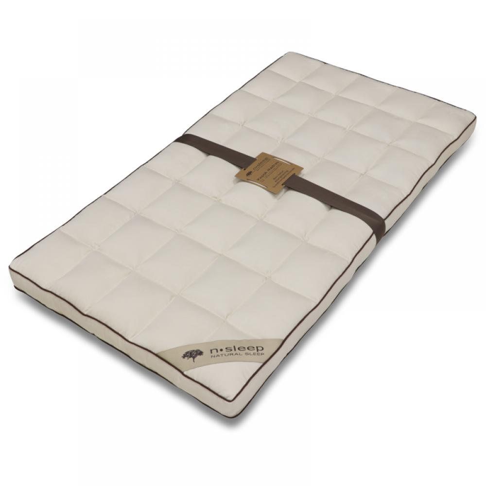 N-Sleep kapok madrasser flere størrelser-31