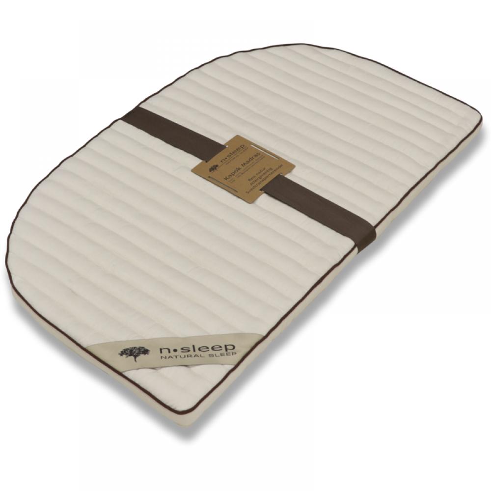 N-Sleep kapok madrasser baby bay flere størrelser-31
