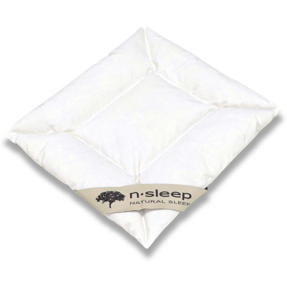 N-Sleep kapok babypude 40x45 cm.-01