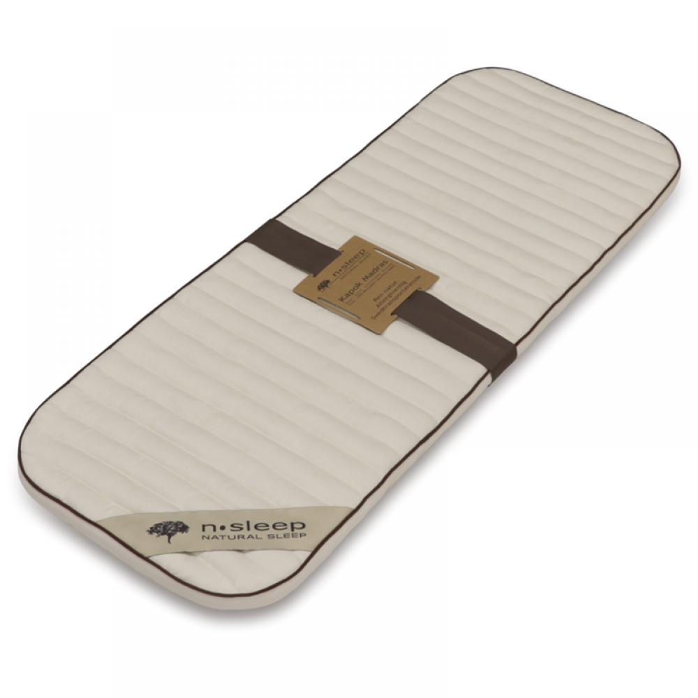 N-Sleep kapokmadras til lift, barnevogn eller vugge-33