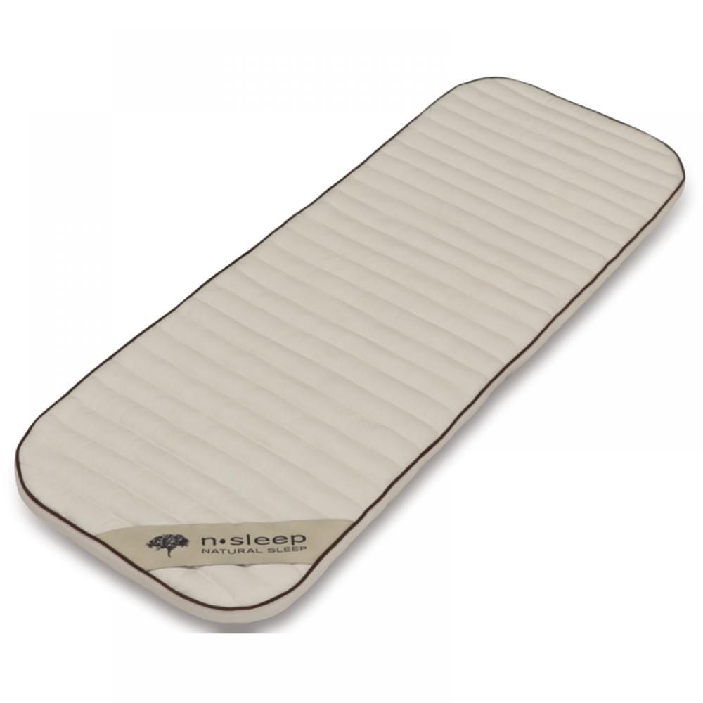 N-Sleep kapokmadras til lift, barnevogn eller vugge-03