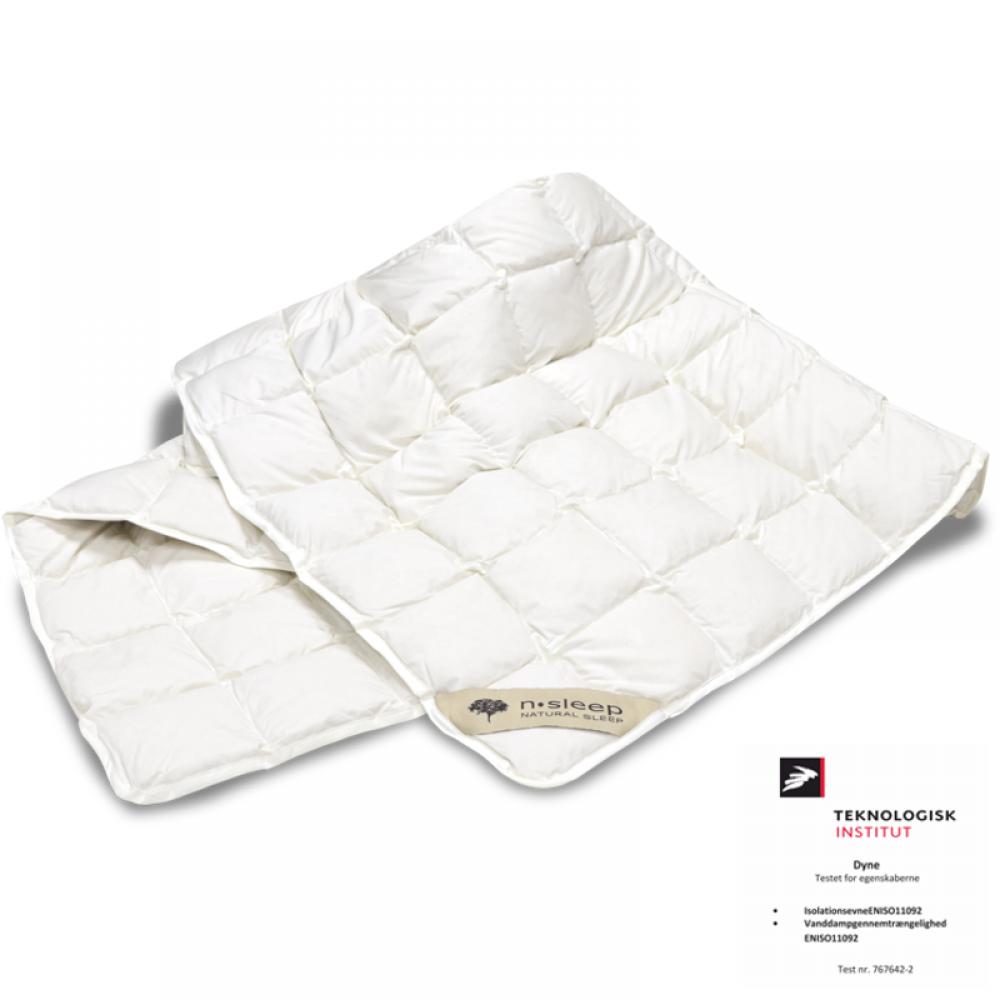 N-Sleep-kapok voksen dyne-140x200 cm.-01