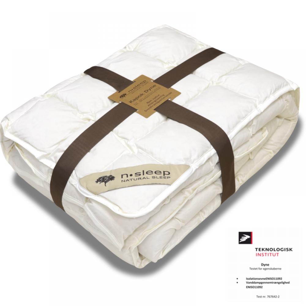 N-Sleep-kapok voksen dyne-140x220 cm.-31