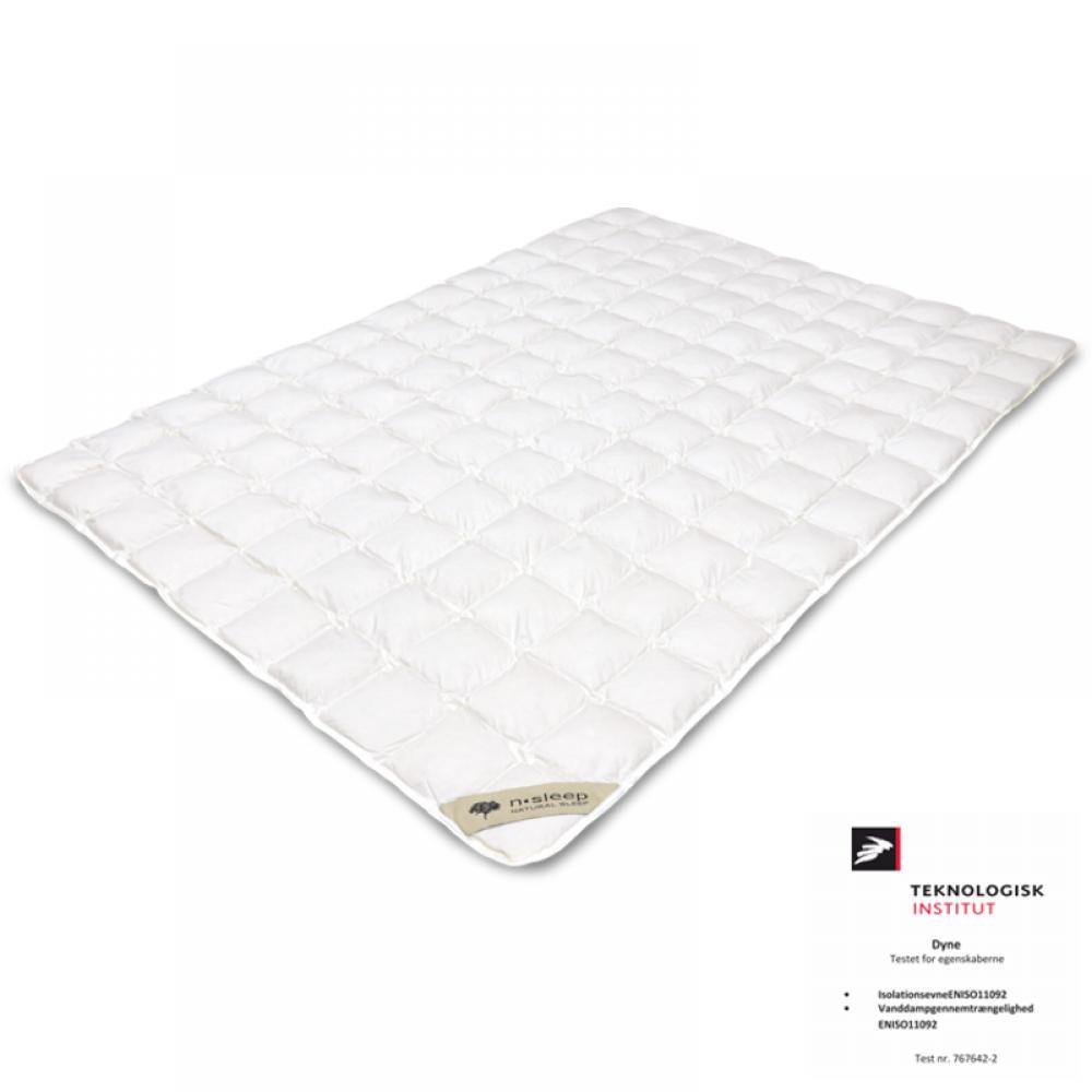N-Sleep-kapok voksen dyne-140x220 cm.-01