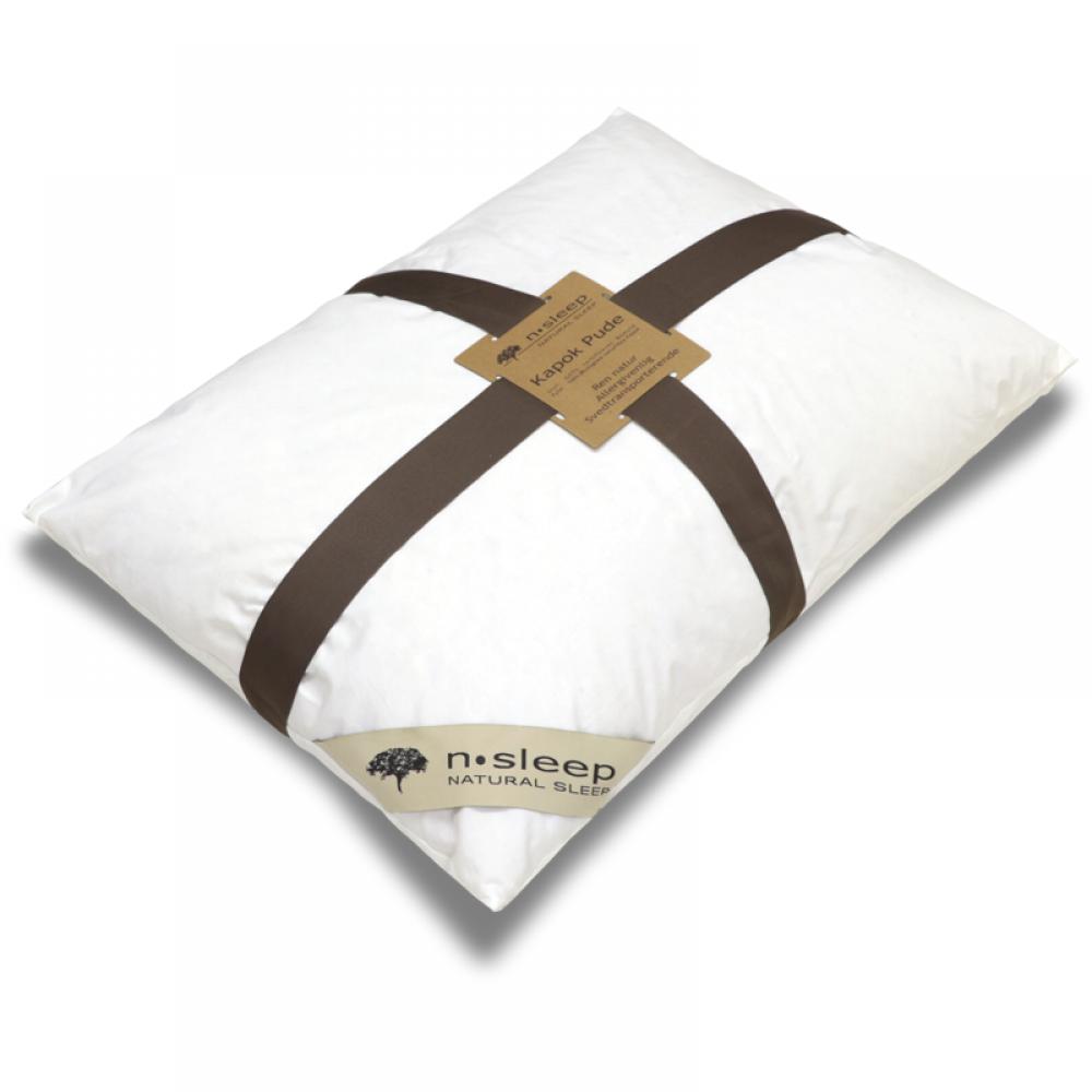 N-Sleep kapok pude 50x70 cm-31