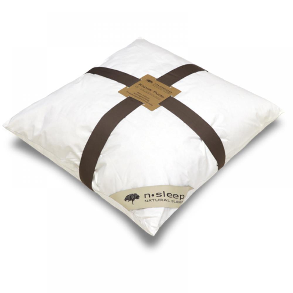N-Sleep kapok pude 60x63 cm.-31