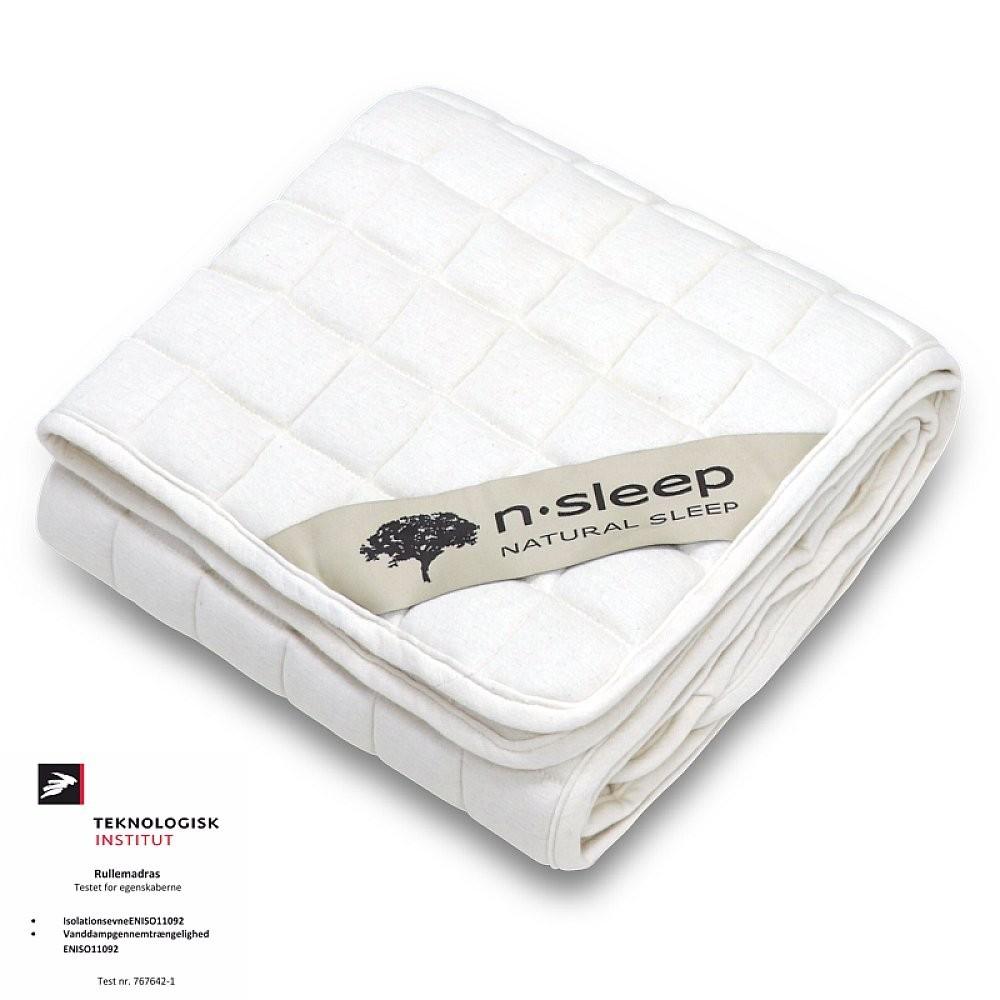 N-Sleep kapok rullemadrasser voksen størrelser-01