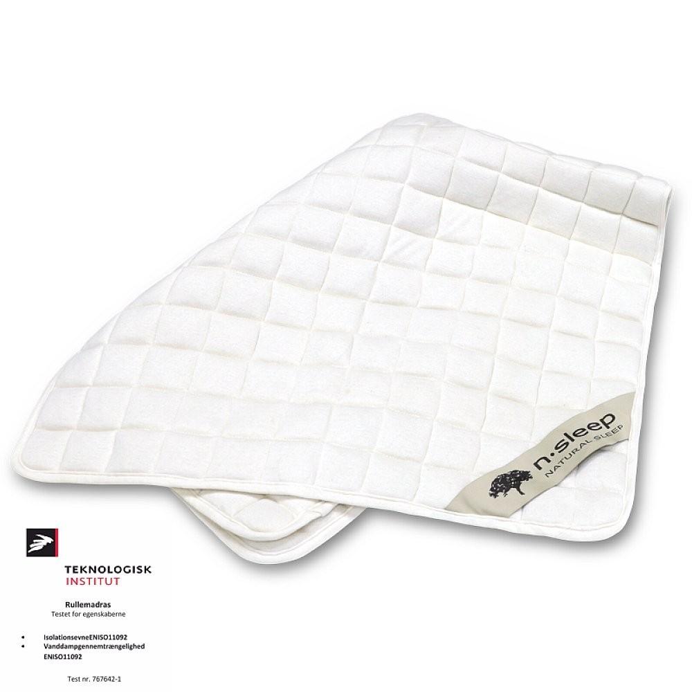 N-Sleep kapok rullemadrasser flere størrelser-01