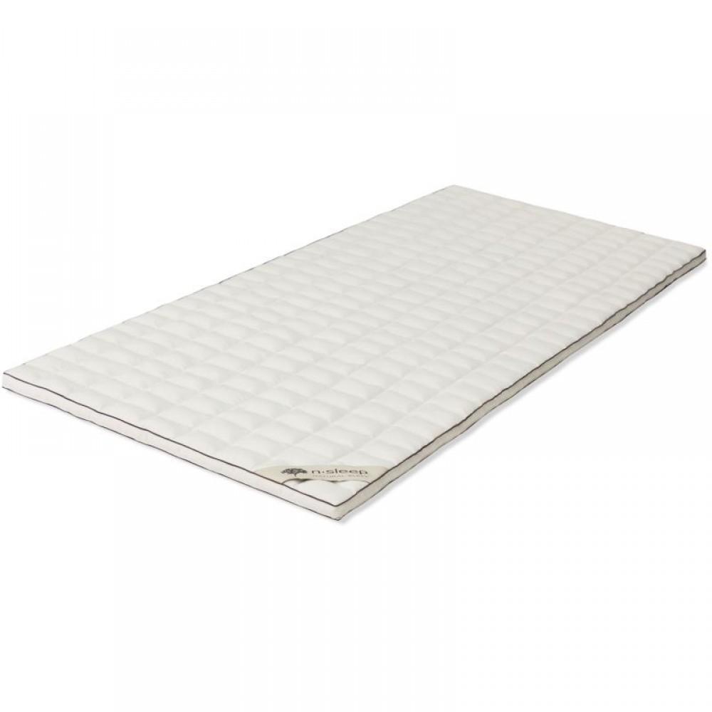 N-Sleep kapok topmadrasser flere størrelser-31