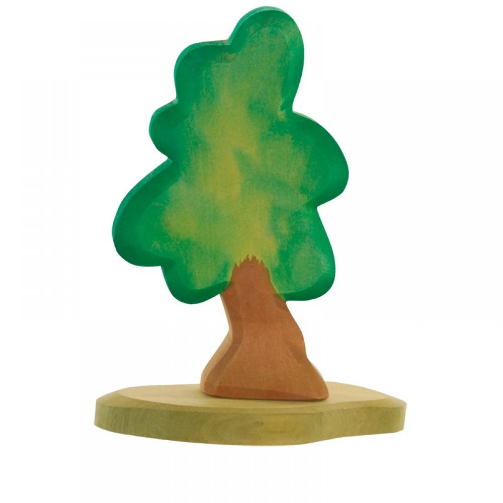 Ostheimer mellem egetræ med fod-31