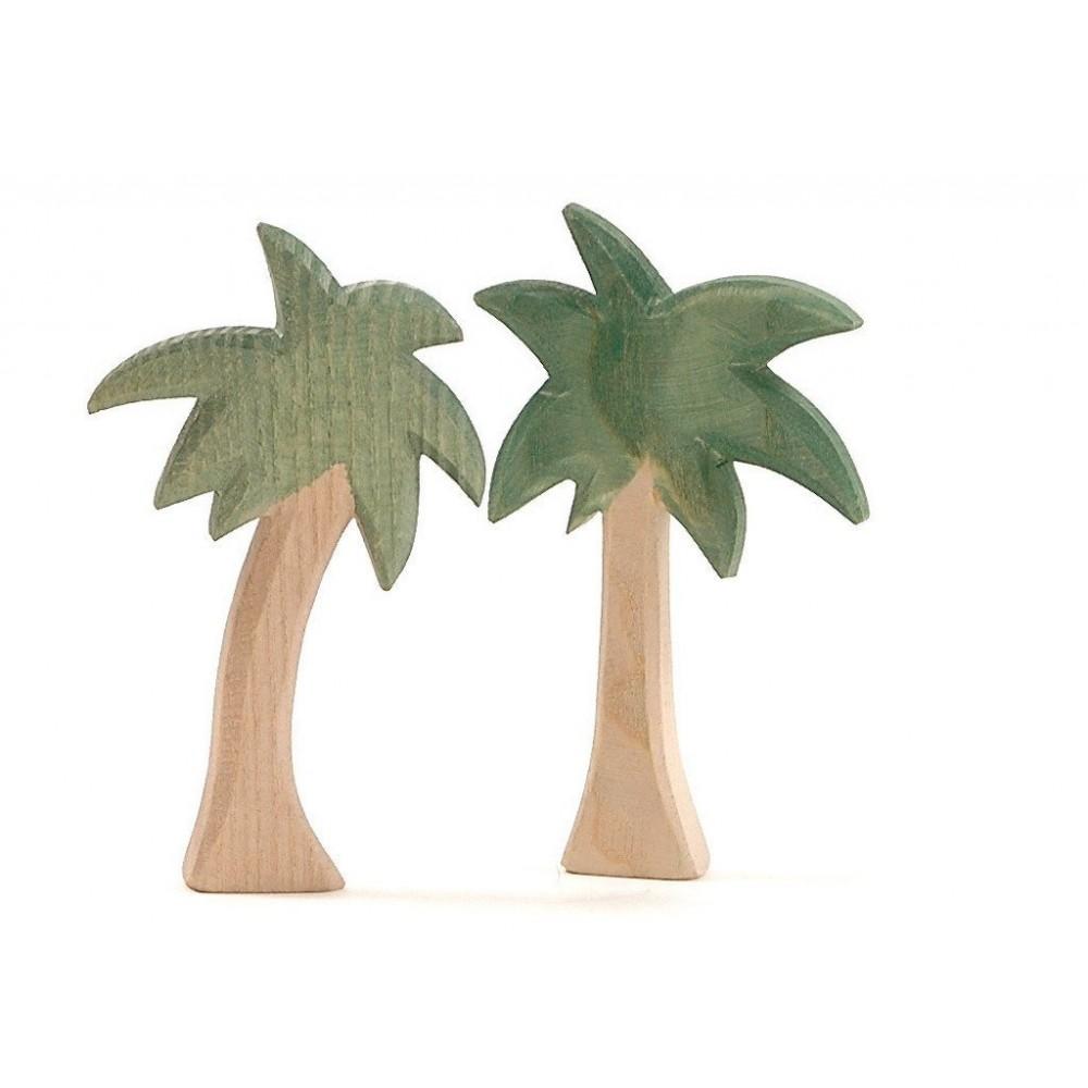 Ostheimer 2 palmetræer i trækasse-31