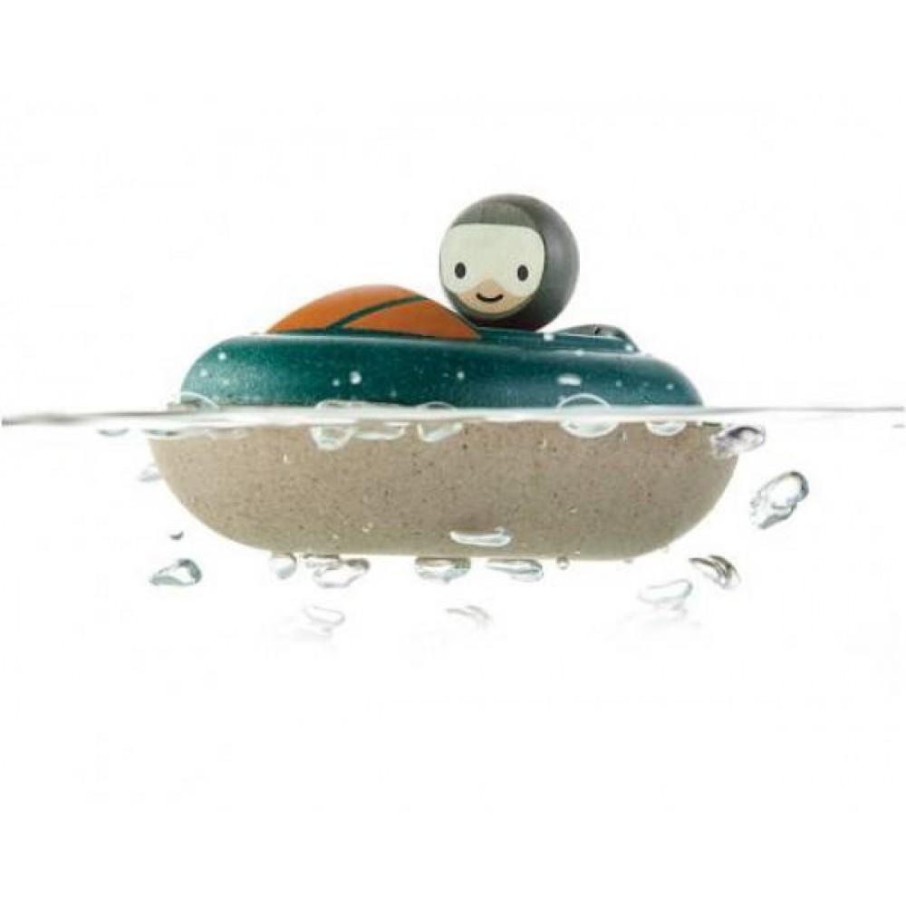 Plan Toys speedbåd-31
