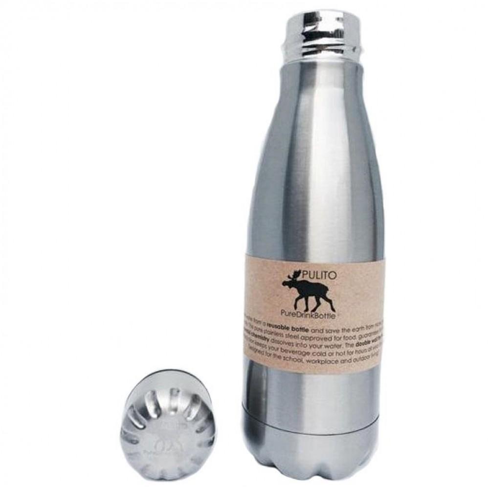 Pulito drikkeflaske med termoeffekt 350 ml.-31