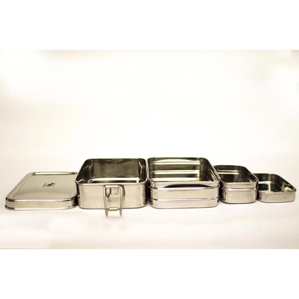 Pulito madkasse i stål 3-i-1-03