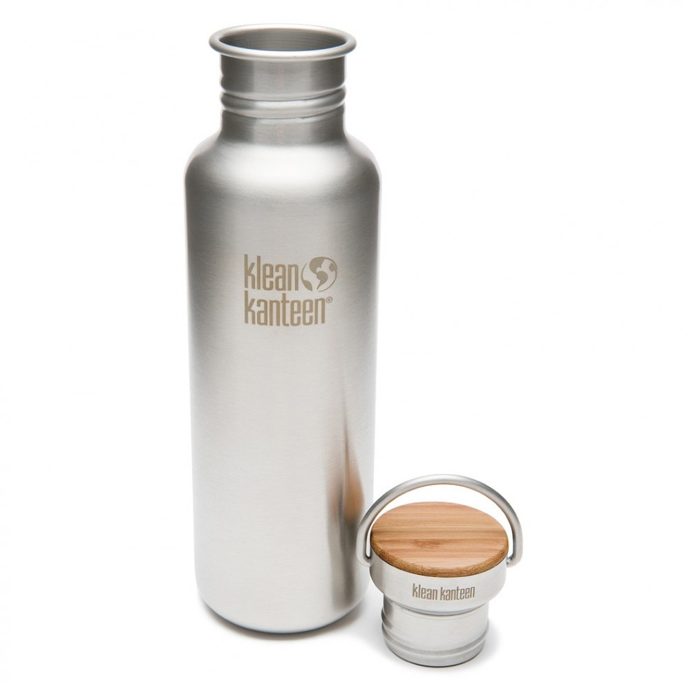Klean Kanteen Reflect børstet stål 800 ml.-04