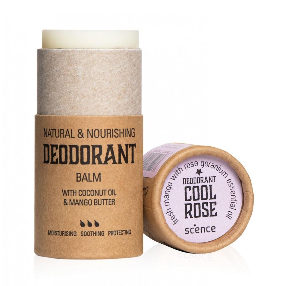 Scence økologisk and vegansk deodorant cool rose-31