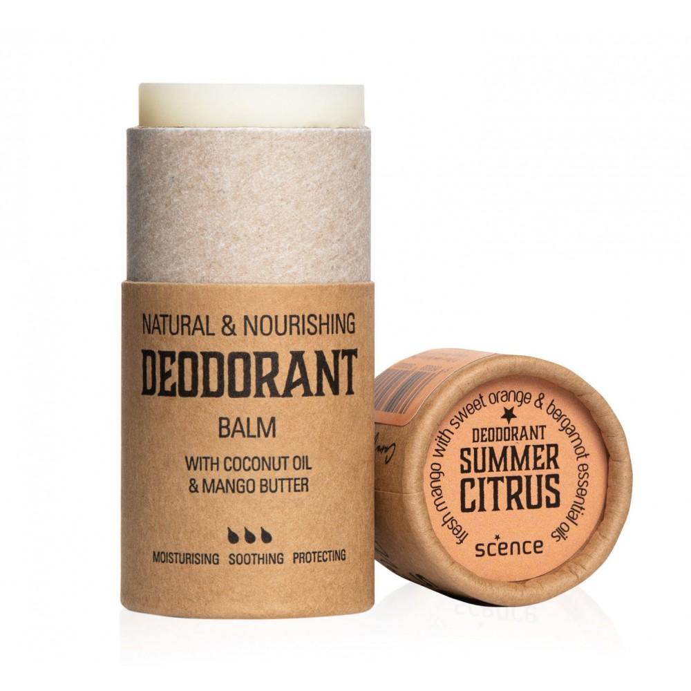 Scence økologisk and vegansk deodorant summer citrus-31